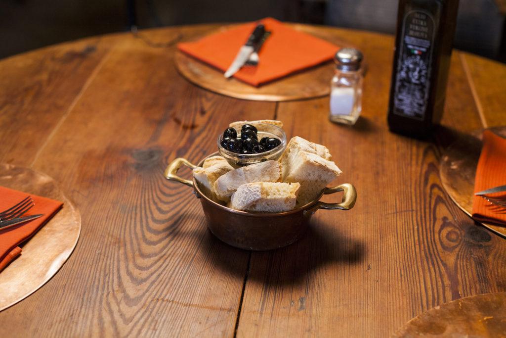 borgo antico cucina tipica toscana