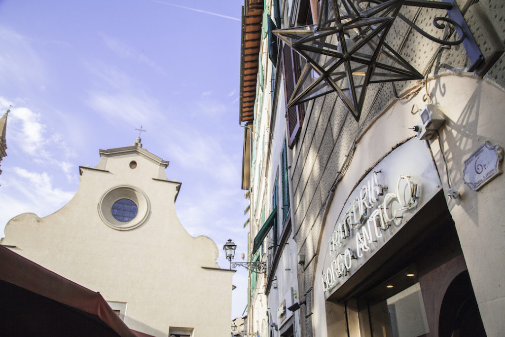 oltrarno Firenze